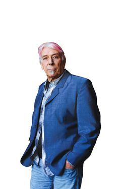 John Cale, a founder of the Velvet Underground in the '60s, in New York, Jan. 7, 2013. Cale is presiding over two progra