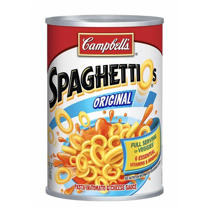 Uh oh, SpaghettiOs.