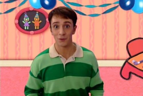 Blues Clues Steve And The Flaming Lips Steven Drozd Have A