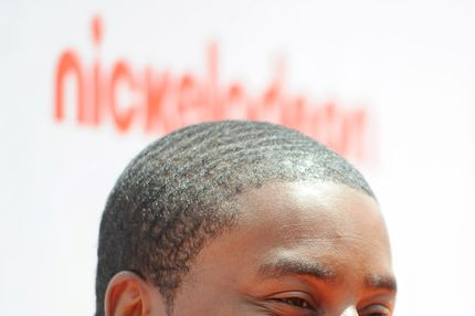 "Actor Kenan Thompson arrives at Nickelodeon's exclusive premiere for the upcoming primetime TV event of the summer. ""iParty with Victorious,"" Saturday, June 4, 2011 at The Lot in Los Angeles. ""iParty with Victorious"" premieres Saturday, June 11, 2011 at 8 p.m. (ET/PT) and stars the casts of"