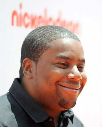 Actor Kenan Thompson arrives at Nickelodeon's exclusive premiere for the upcoming primetime TV event of the summer.
