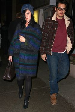 Katy Perry and John Mayer Order ABC Kitchen's Truffle Pizza; Kim and Kanye Go to the Spotted Pig