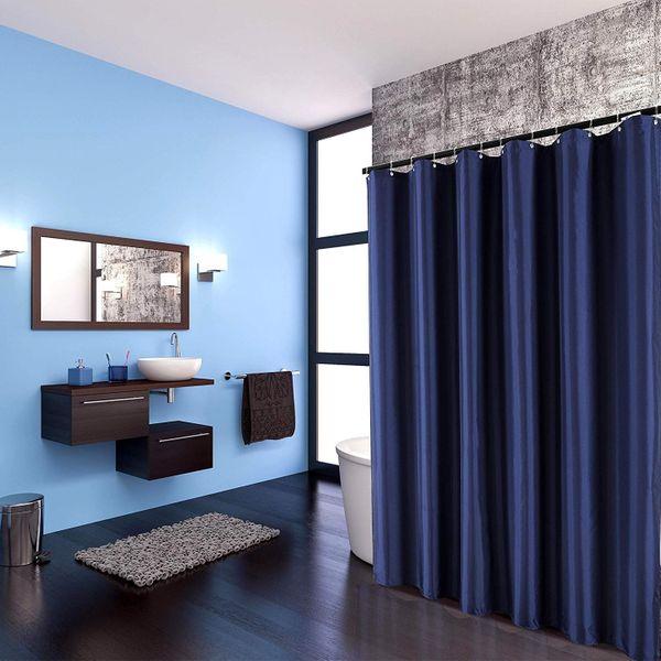 Biscaynebay Fabric Shower Curtain