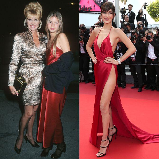 Ivanka Trump Dressed Like Gigi and Bella Hadid -- The Cut