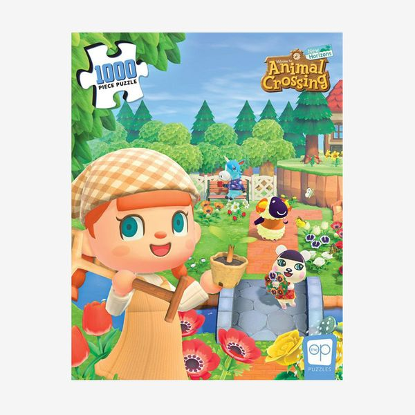 Animal Crossing 1000 Piece Puzzle