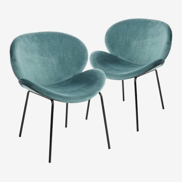 CangLong Accent Modern Chair, Set of Two