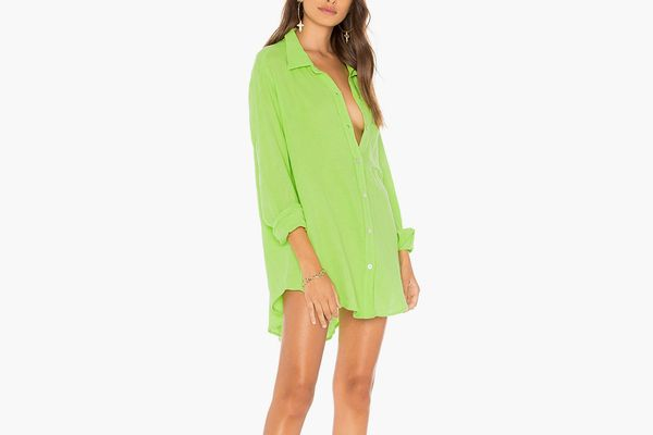 Acacia Swimwear Milos Shirtdress