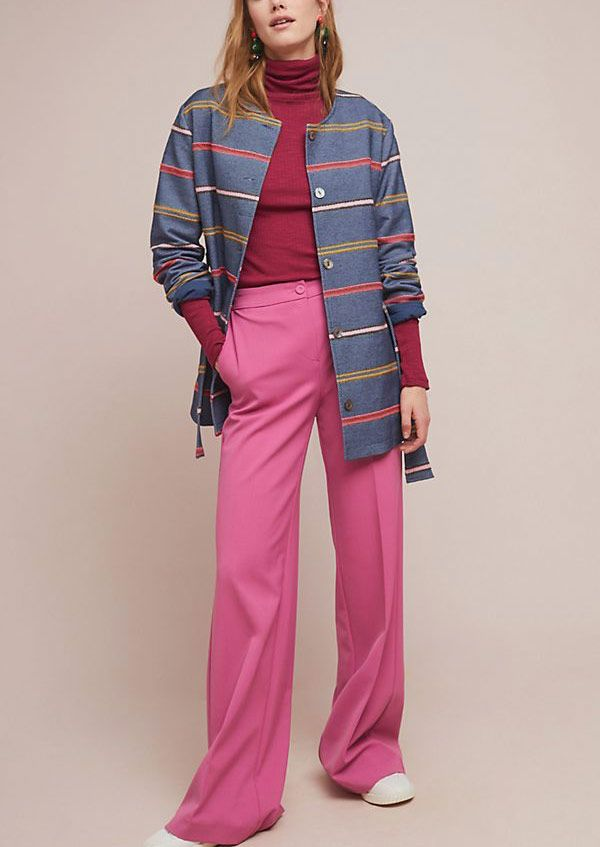 Piccadilly Striped Coat