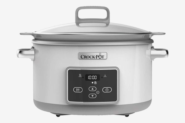 Crock-Pot DuraCeramic Digital Slow Cooker
