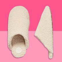 Danika Faux Fur Slippers