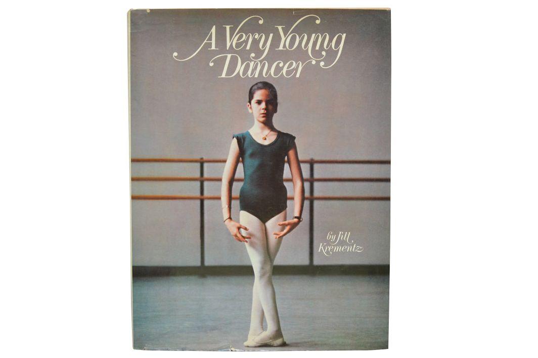 A Very Young Dancer by Jill Krementz (1976)