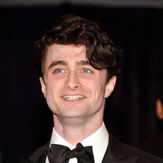 Daniel Radcliffe attends the 98th Annual White House Correspondents' Association Dinner at the Washington Hilton on April 28, 2012 in Washington, DC.
