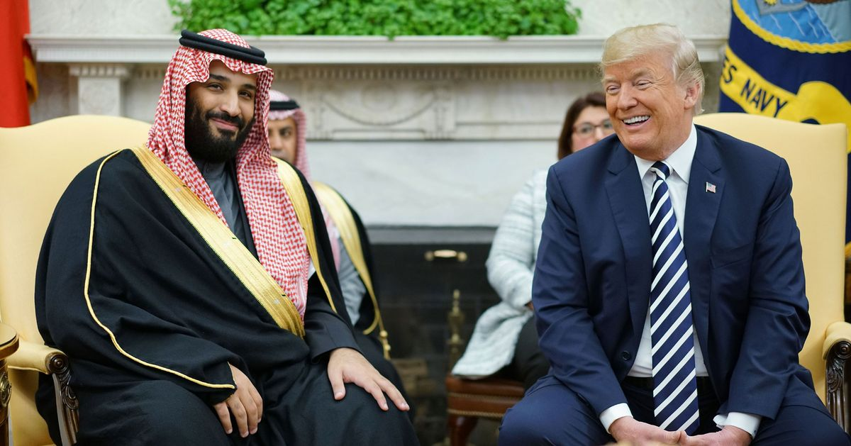 nymag.com - Eric Levitz - This Thanksgiving, Donald Trump Is Thankful for Saudi Arabia