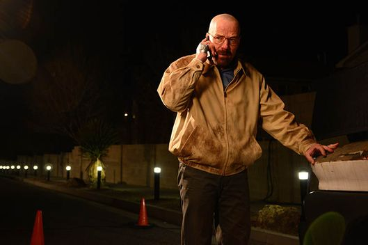 Walter White (Bryan Cranston) - Breaking Bad _ Season 5, Episode 14.