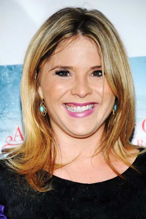 "Jenna Bush Hager attends ""A White House Christmas: First Families Remember"" Premiere Party at Tenjune on December 12, 2012 in New York, New York."
