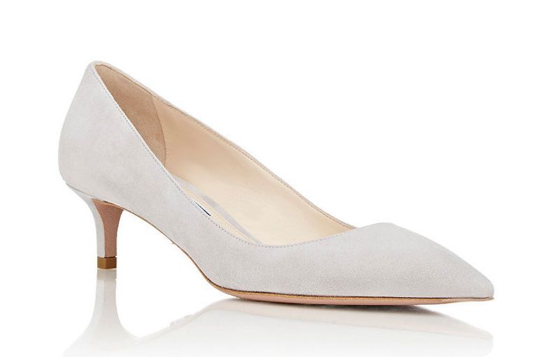 Prada Pointed-Toe Pumps