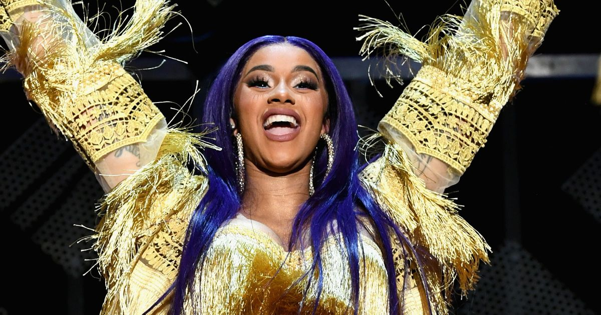 Cardi B Instagram: Cardi B's Instagram Enters The Baby Picture Phase