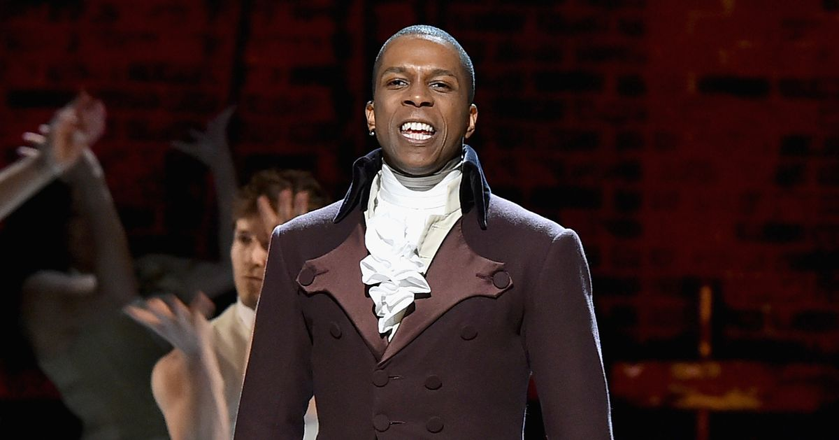 Image result for Leslie Odom Jr.