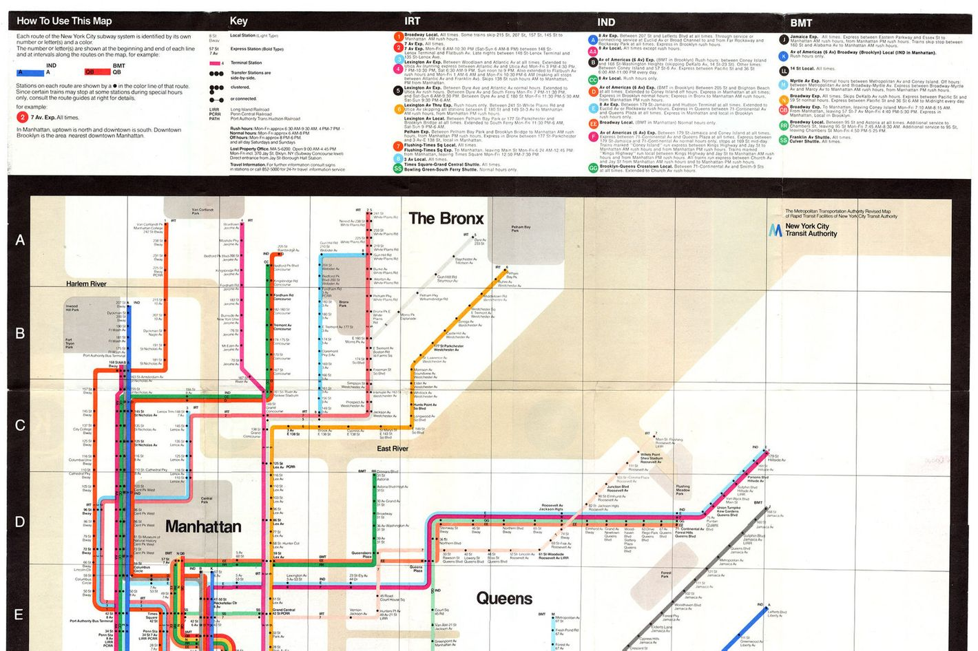 RIP Massimo Vignelli The Graphic Design Legend Behind The Cult - New york map key