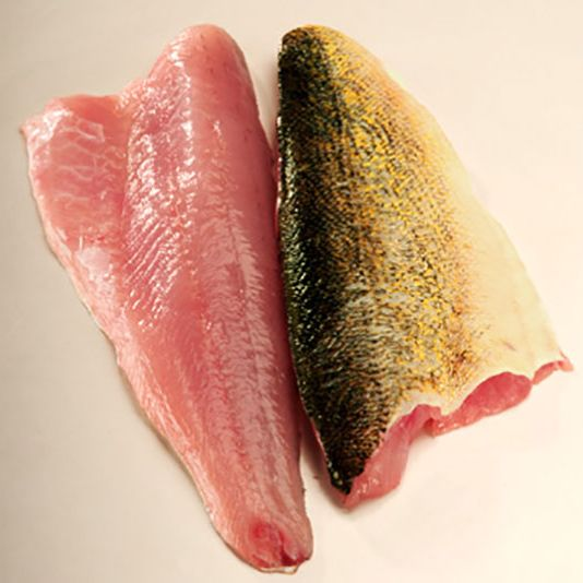 Red Lake Nation Fishery 5 lb Walleye Frozen Filet