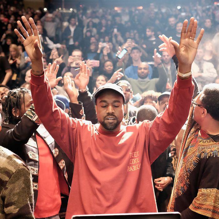 887f39de Making Sense of Kanye West's Surreal The Life of Pablo Madison ...