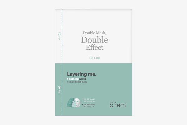 Make P:rem Layering Me. Soothing Mask