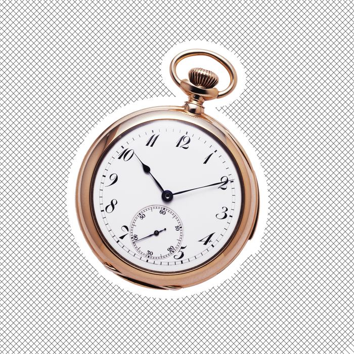 Pocket watch.