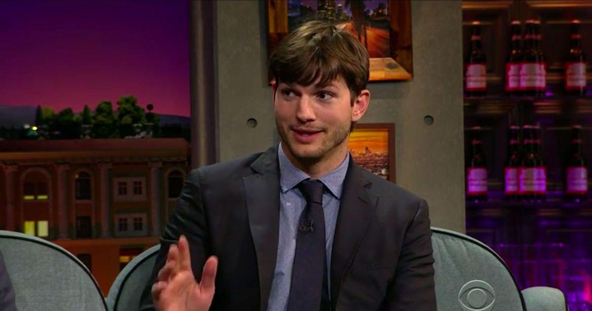 Ashton Kutcher: Drake ...