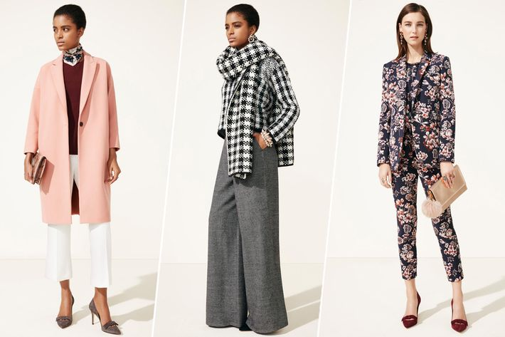 taylor s fall collection is of chic work clothes