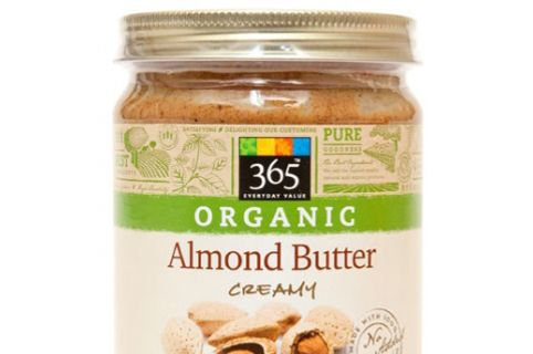 Almond butter, too.