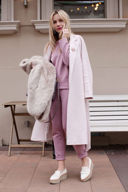 13 Ways to Wear a Pink Coat This Fall  The Cut