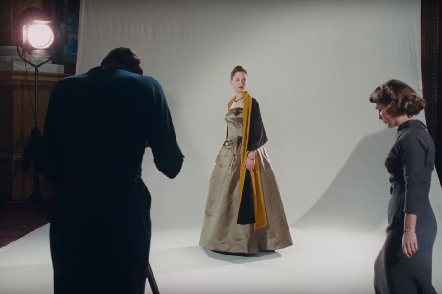 The Story Behind Phantom Thread S Majestic Couture Dresses