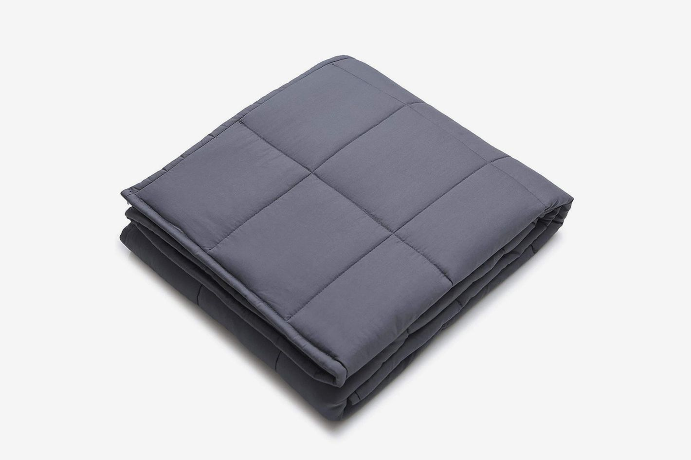 YnM Weighted Blanket (20 Pounds, Queen Size)