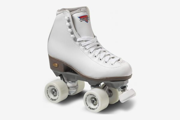 Sure-Grip White Fame Roller Skate