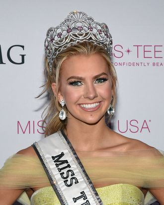 Miss Teen USA Karlie Hay