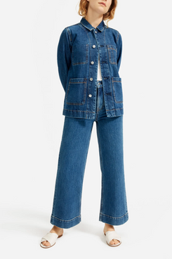 Everlane Denim Chore Jacket