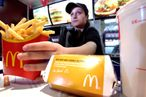 A McDonald's Worker Hawked a Loogie in Someone's Order