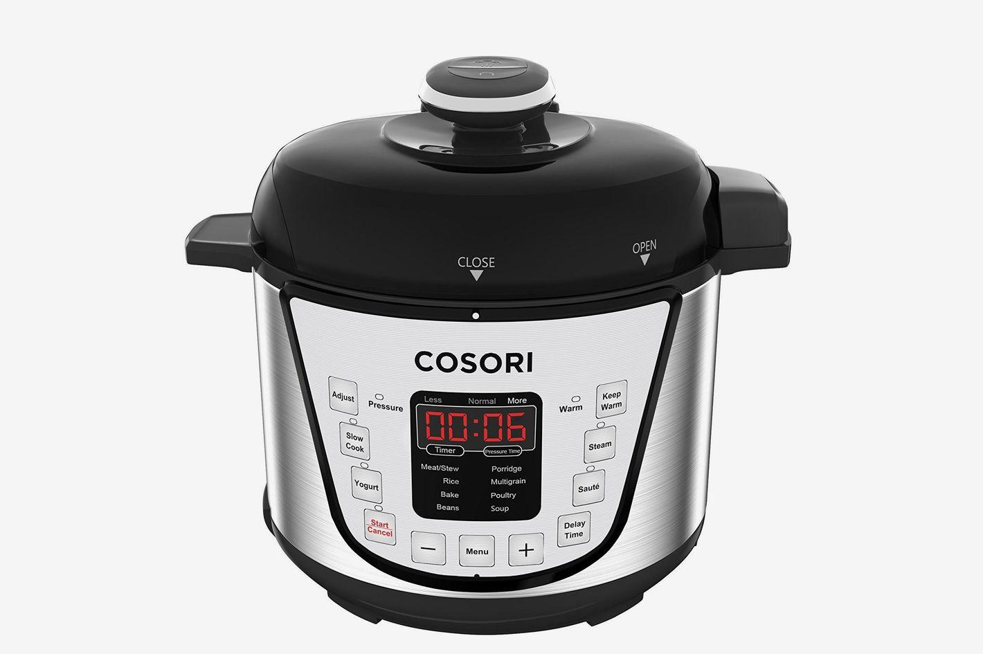 Cosori Mini 2.1 Qt 7-in-1 Multi-Functional Programmable Pressure Cooker