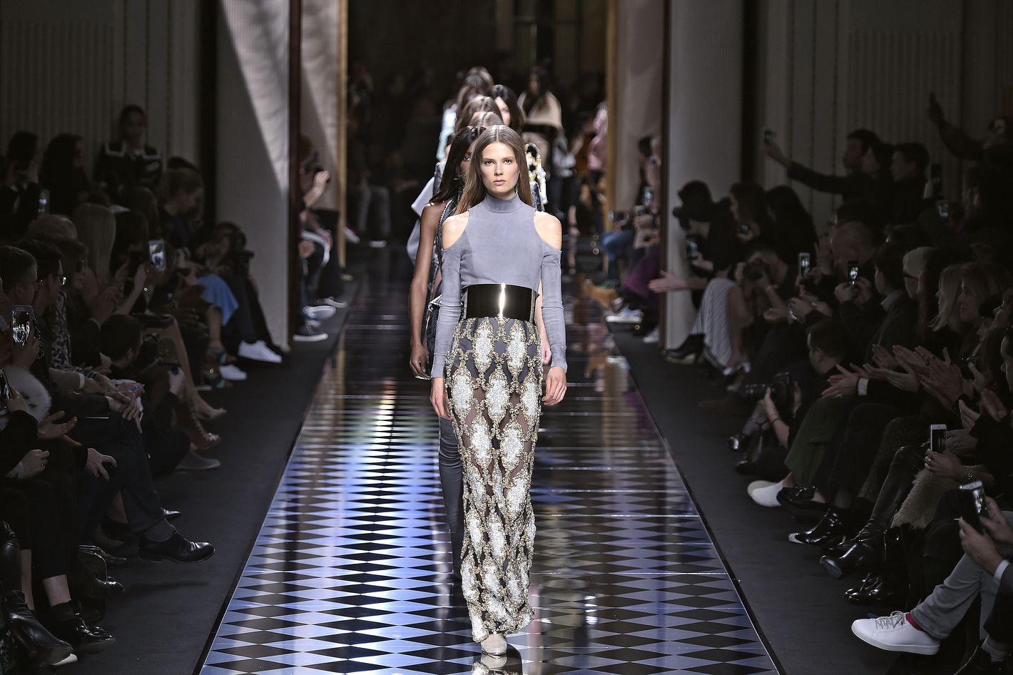 Valentinos Parent Company Officially Purchases Balmain Valentinos Parent Company Officially Purchases Balmain new images