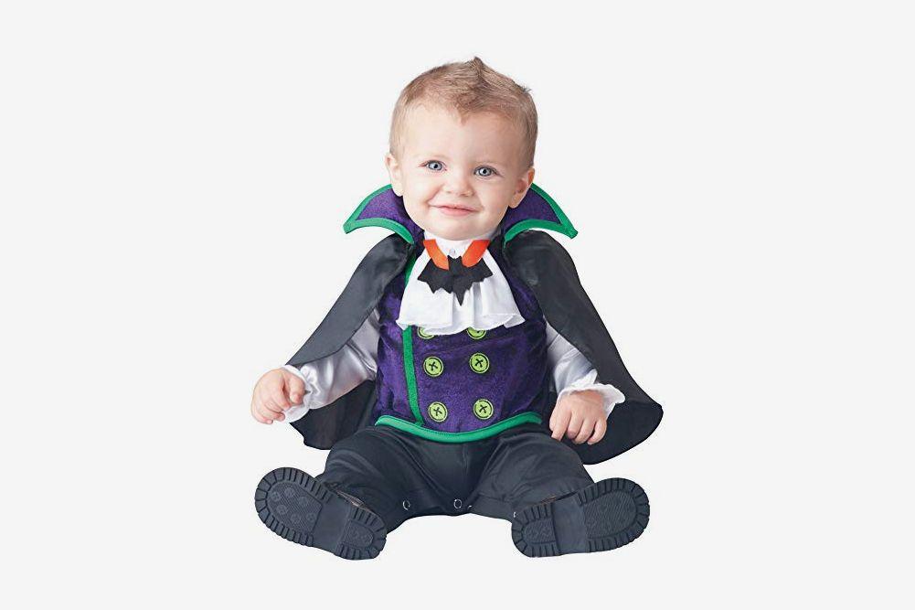 InCharacter Baby Boys Vampire Costume