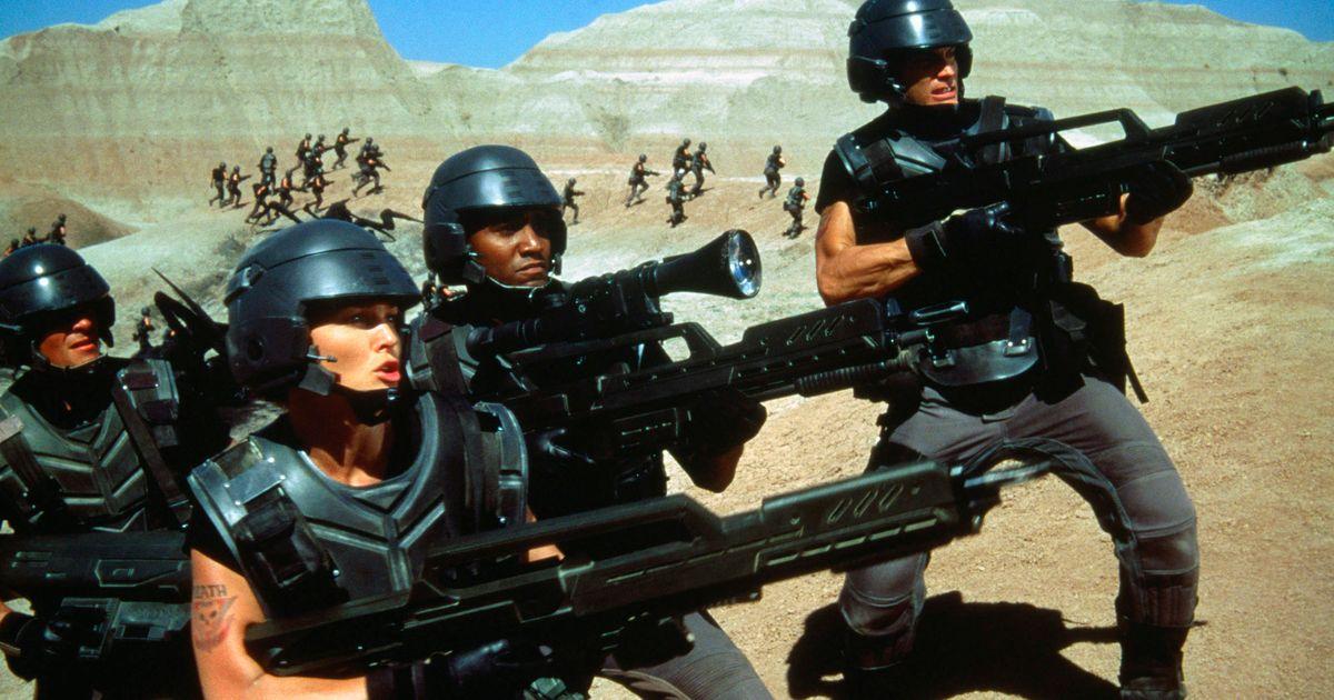 Macaulay Culkin On The Brilliant Satire Of Starship Troopers