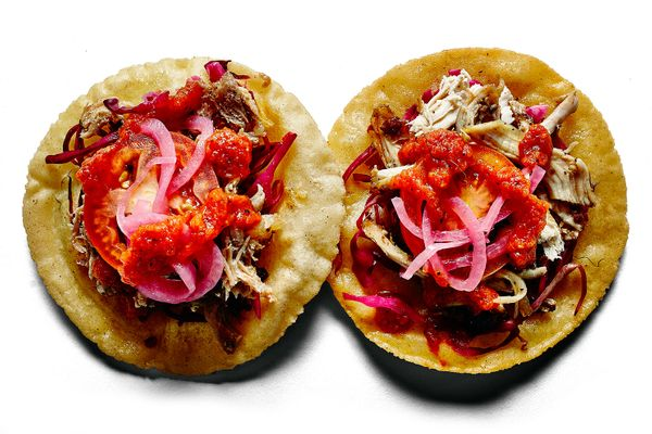 First Look at Tacombi Bleecker Street and Its Panuchos