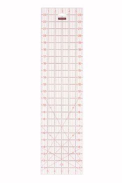Fiskars Acrylic Ruler, 6x24 Inch