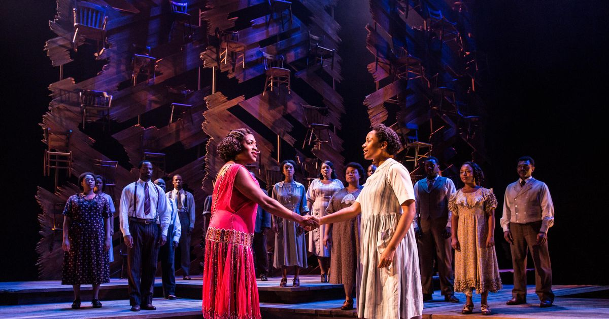 Spielberg, Oprah, Quincy Jones To Produce Film Version Of Color Purple Musical