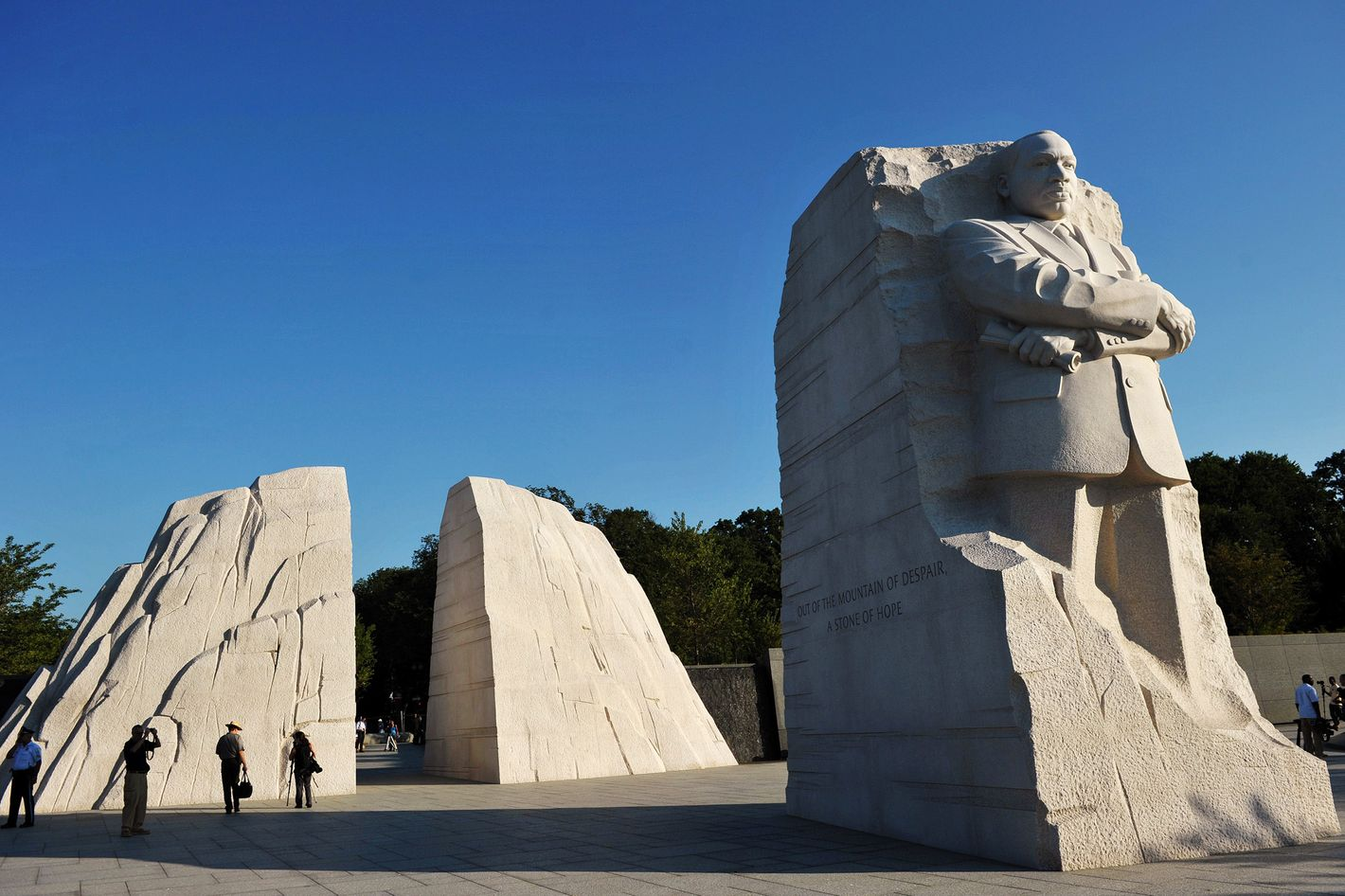 What Do You Think Of The New Mlk Jr Memorial In Washington D C