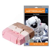 Nothing can top astronaut ice cream.