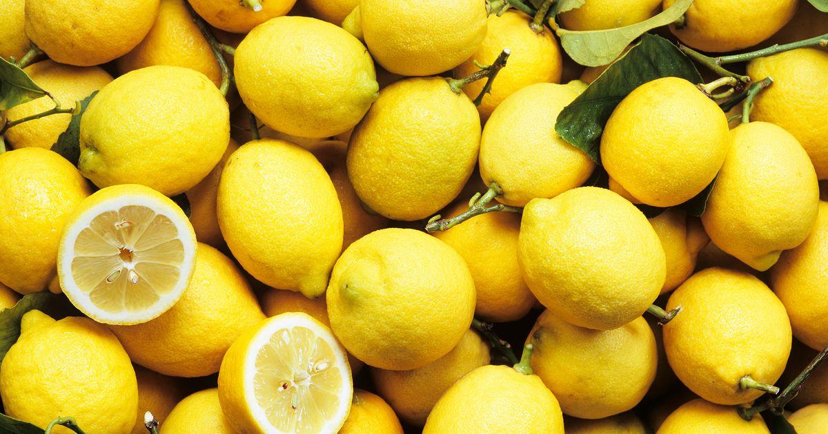 Lemons Have Replaced My Deodorant