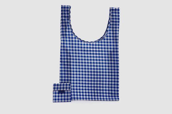 Standard Baggu in Blue Gingham