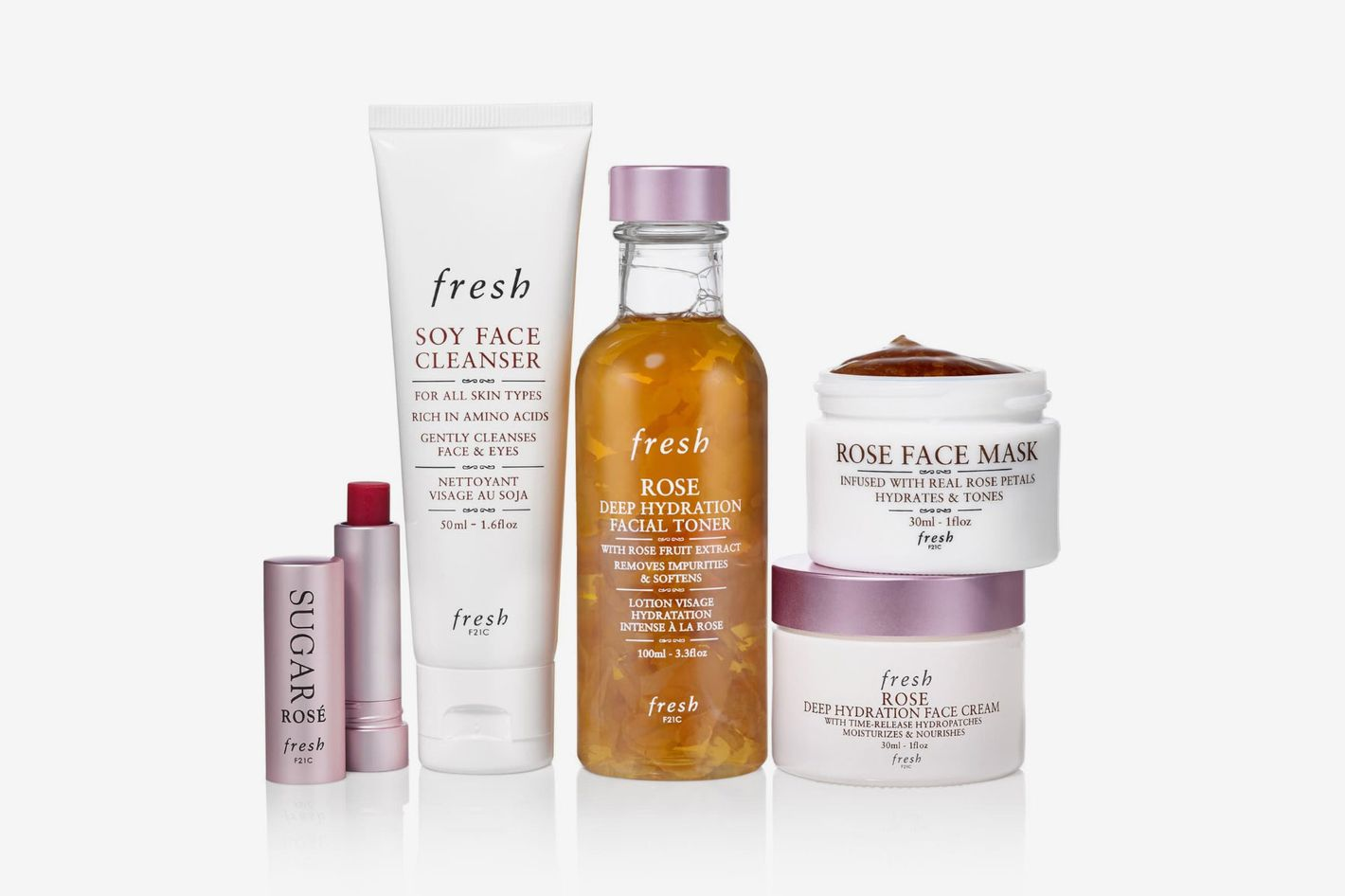 Fresh Rose Hydration Rush Ritual Set