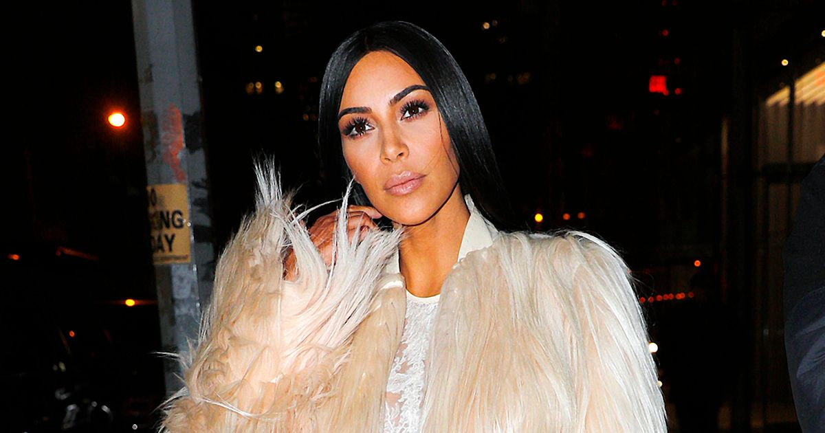 Kim Kardashian Is Rounding Up Her Friends for a Good Ol' Book Club